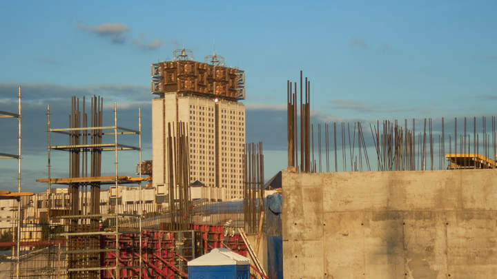 Москва огласила график реновации: За 12 лет новые дома получит почти миллион москвичей