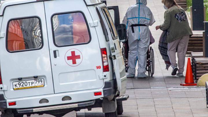 Новости «красного» фронта: главное о коронавирусе в Нижегородской области к утру 21 июля