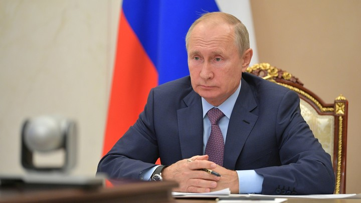 Путин отвесил тем, кто ждет затухания России: Как бы не простудиться на ваших похоронах