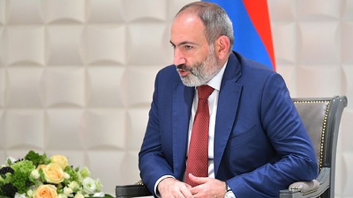 Пашинян обвинил Азербайджан и Турцию в новом геноциде армян