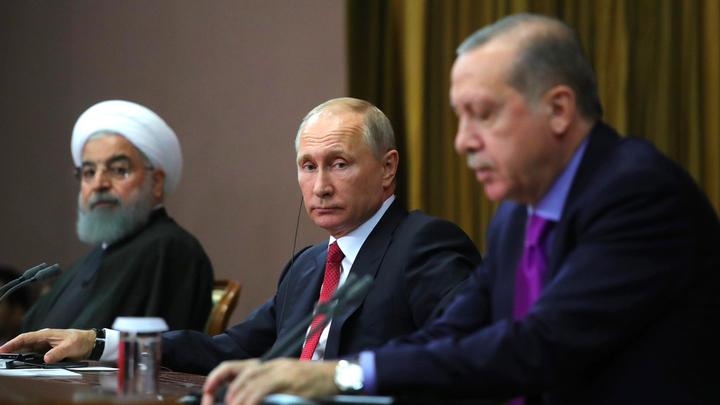 Как Россия поведет себя в Идлибе: Три сценария