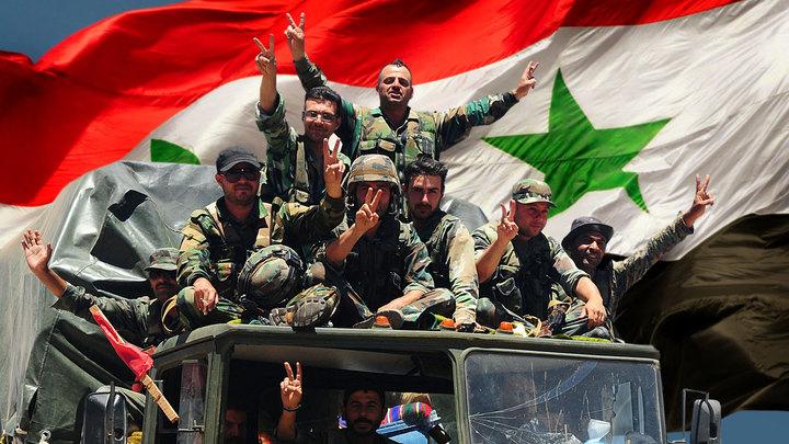 Над гнездом сирийской войны поднялось знамя победы разума
