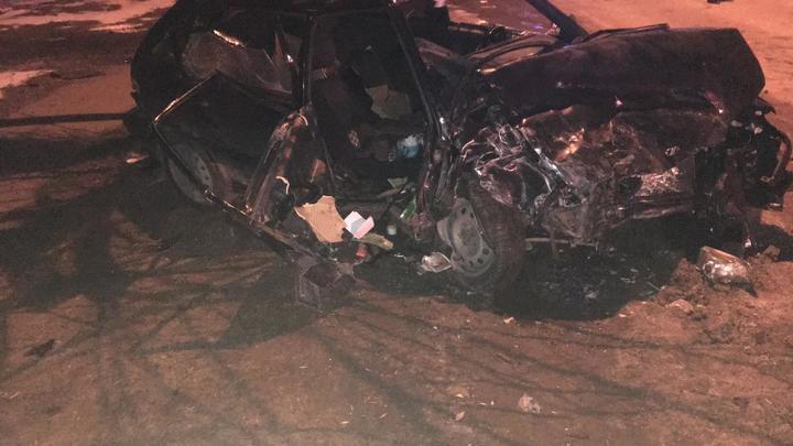 Пять человек получили травмы: В Курганинске столкнулись две отечественные легковушки