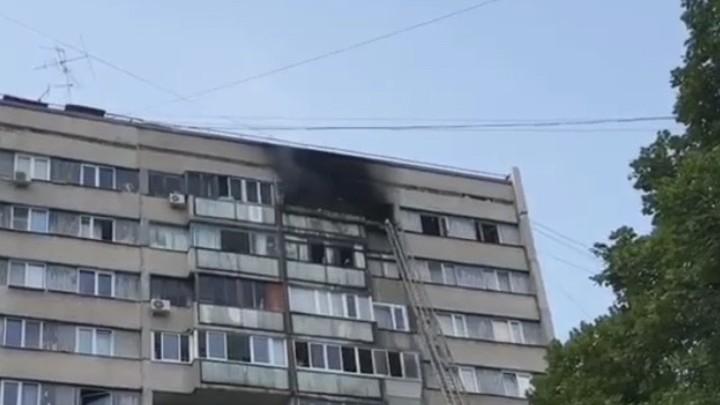 Стали известны подробности пожара в Самаре на улице Стара-Загора