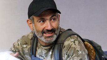 Звёздный час армянского революционера: Пашинянвстретил рассвет в кутузке
