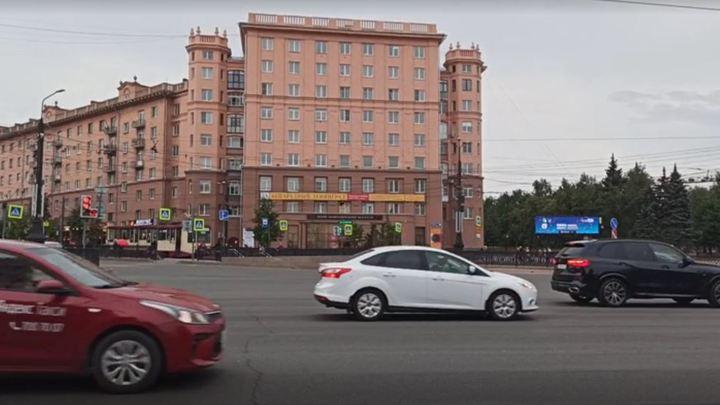 В Челябинске на площади Революции 3 августа поменяют схему движения