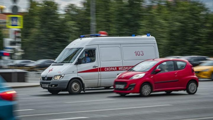 13-летний мальчик пострадал в аварии из-за ссоры взрослых на Урале