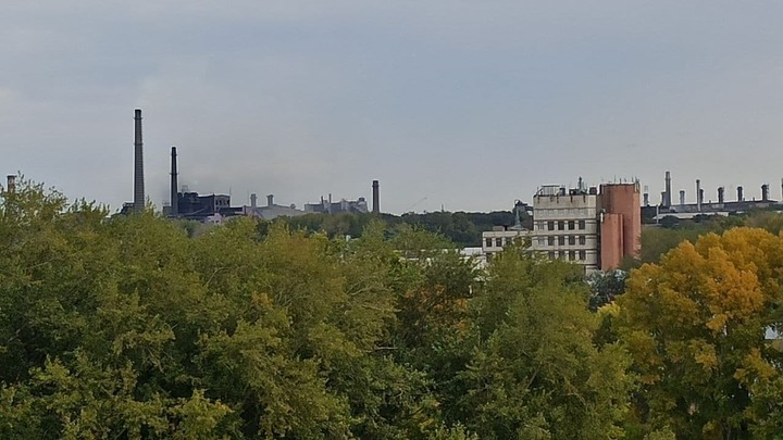 Новый логотип Челябинска похож на дымящие трубы, таким город видит компьютер