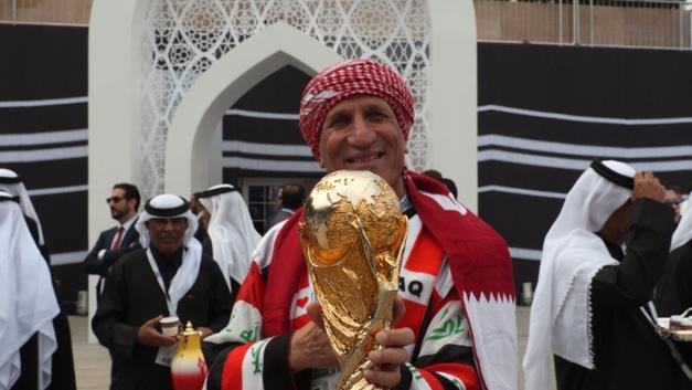 Катар удивил Москву уникальным мультимедийным «Qatar Elements»