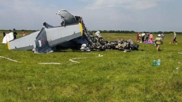 Выживший при крушении самолета в Кузбассе рассказал подробности трагедии