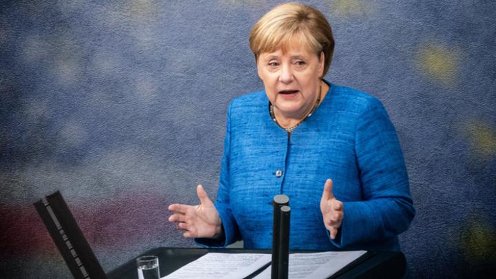 Программное выступление Меркель: США Европе больше не защитник