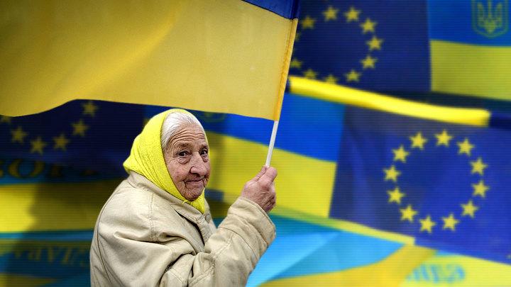 Украинцы: Мы в аду, но мы не виноваты