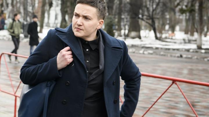 Вы ходите близко от смерти - Савченко пришла на заседание Верховной Рады с гранатами