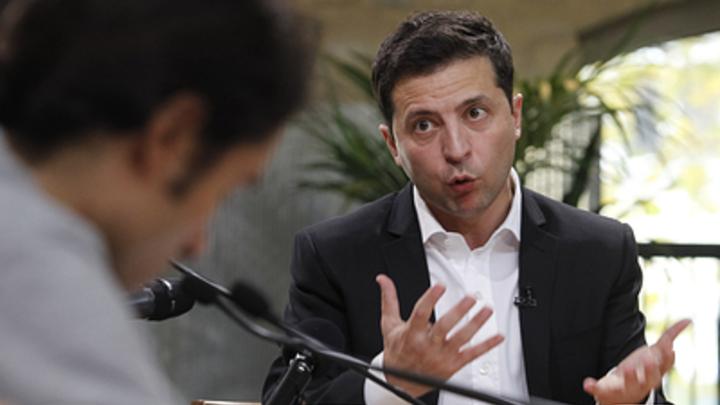 Мировоззрение Зеленского созрело из контактов людей, которые заказывали его на корпоративы - украинский политолог