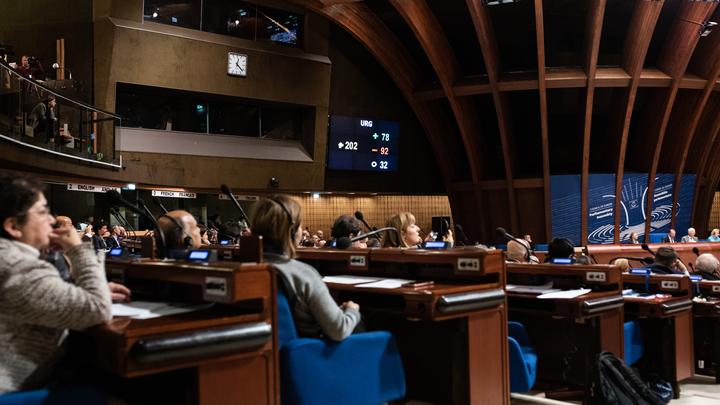 Их борьба: В Сети оценили истерическую реакцию Украины на возвращение России в ПАСЕ