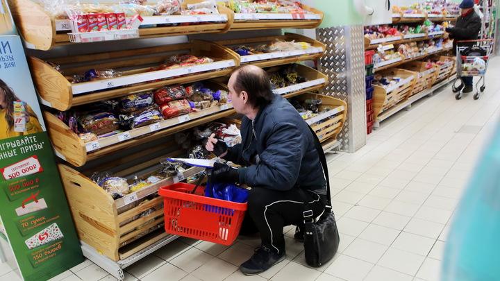 Это просто позор: Пока нищие в России ищут деньги на еду, продукты просто уничтожают