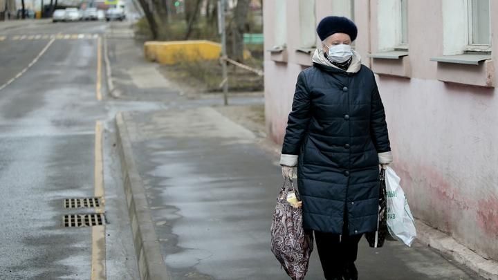 Хорошо бы, это были лишь Карпаты...: Инфекционист грустно отшутился о пандемии в России