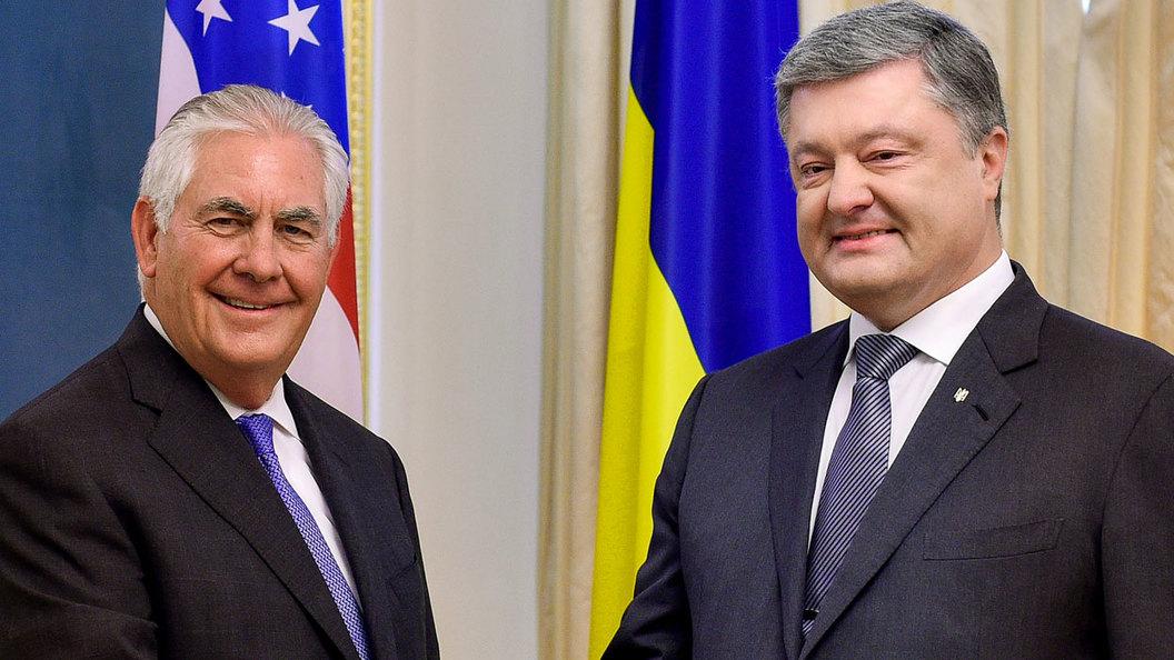 Как собака на сене - вырисовываются контуры новой украинской политики Вашингтона