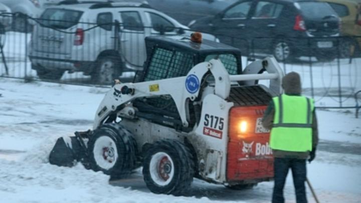 Никаких лопат и дворников: Уборку снега в России доверят беспилотникам