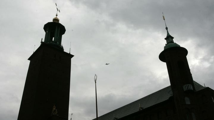 Швеция выразила санкционный протест России