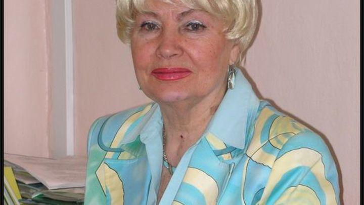 В Нижнем Новгороде скончалась от коронавируса известный нижегородский медик Нина Мамонтова