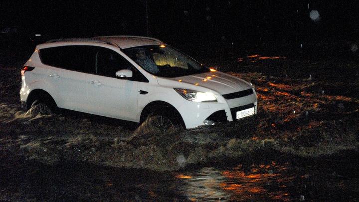 Погодный апокалипсис в Крыму: Севастополь ушёл под воду всего за полтора часа - видео