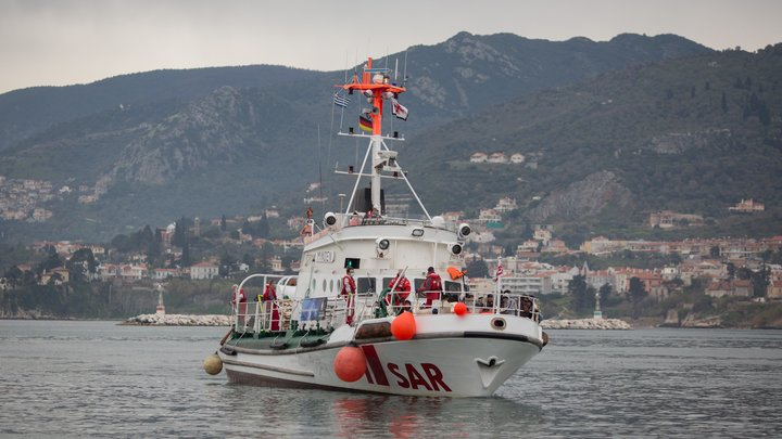 Турецкий МИД раскритиковал греков за атаку на сухогруз в Эгейском море
