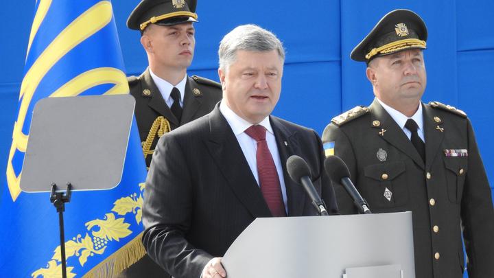 Порошенко расправил крылья украинской авиации