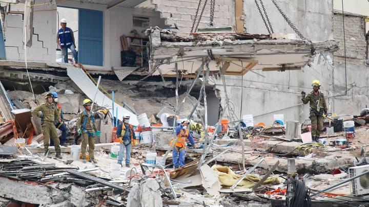 У берегов Мексики зафиксировали новое землетрясение
