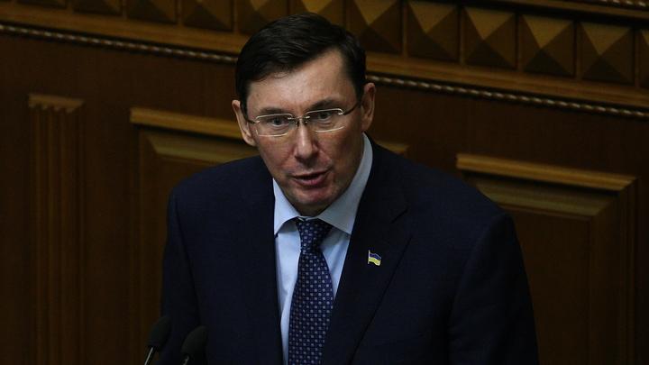 Генпрокурор Украины намекнул, что на него давят из США