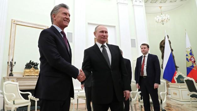 Россия и Аргентина станут ядерными друзьями