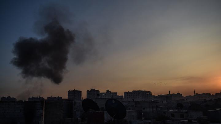 МИД России: российское торгпредство в Дамаске подверглось обстрелу