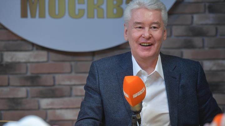 Мэр Собянин предложил москвичам проголосовать за него и новый сорт мороженого