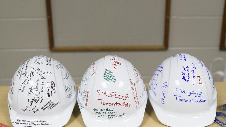 Белые каски каждому раздали роли: Очевидцы заявили о съемках фейка химатаки в Думе