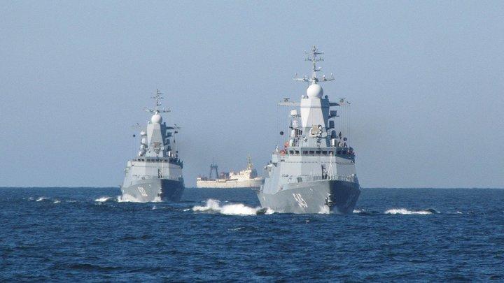 Каким будет будущее ВМФ России, взгляд из США: The National Interest проанализировал военно-морской парад в Петербурге