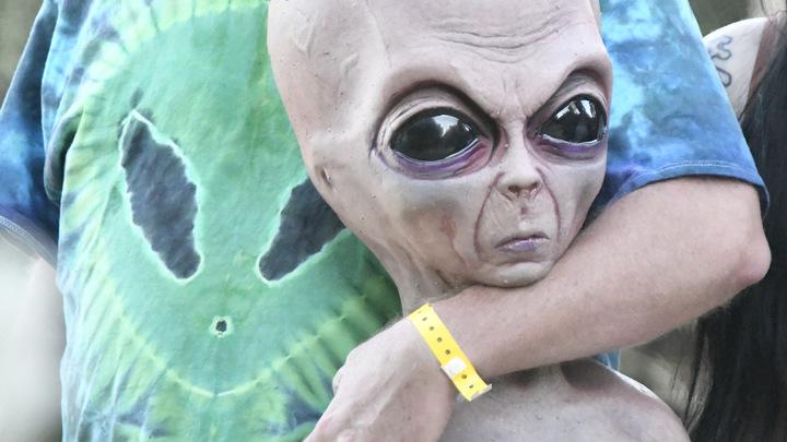 Ученые: есть возможность прямой связи с инопланетянами