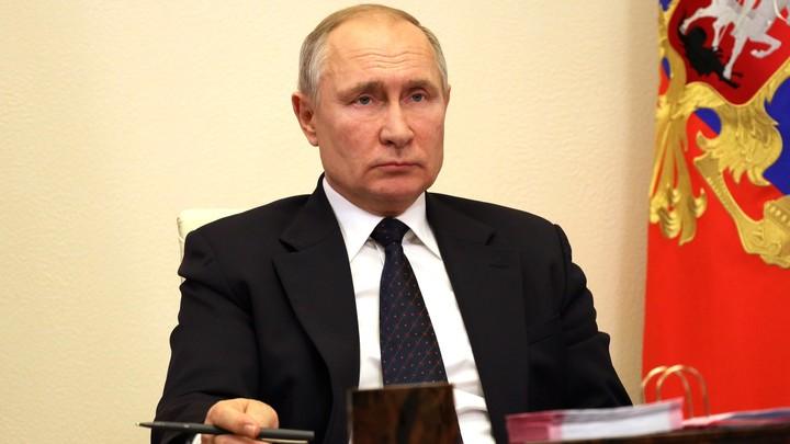 Путин указал на экономическое чудо России в пандемию