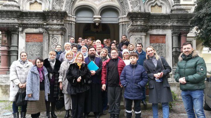 Приходы Константинопольского Западноевропейского Экзархата могут присоединиться к Русской Зарубежной Церкви