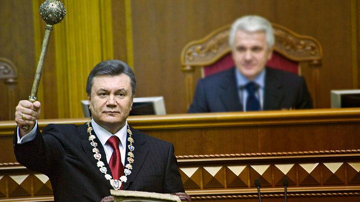 Зачем режим Порошенко пытается повесить всех собак на Януковича?