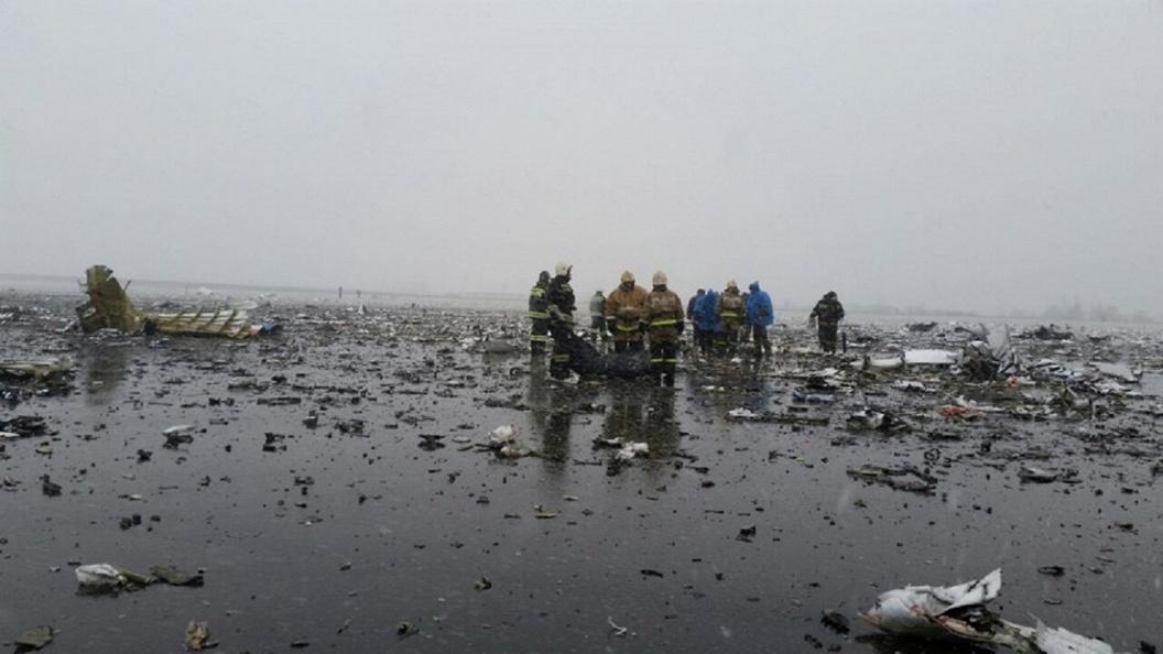 Причина крушения боинга в Ростове - ошибки экипажа