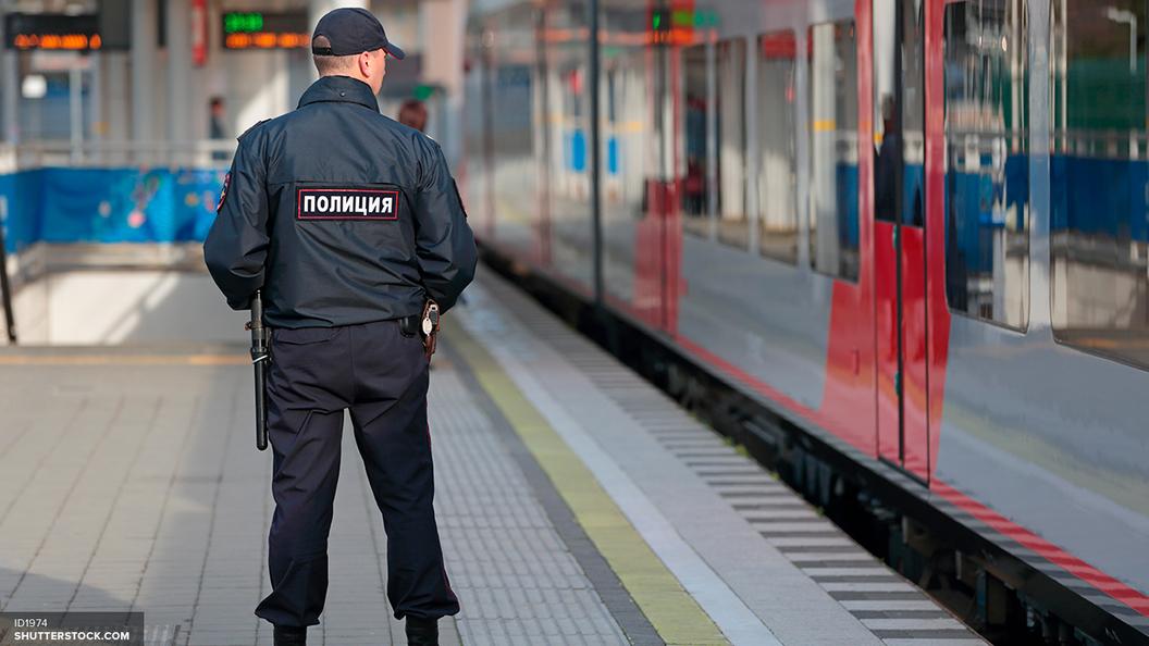 Сбитые локомотивом вПриморье дети собирались сделать селфи нафоне поезда— МВД