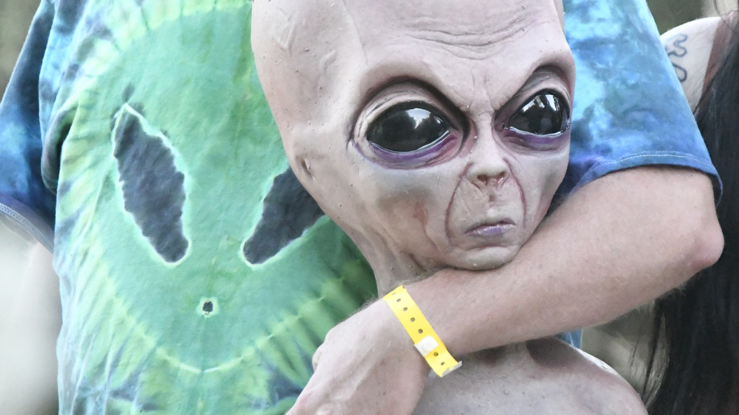 Космический вандализм: Пришельцы изрисовали пирамиду Хеопса