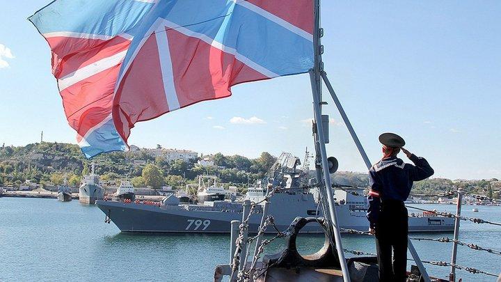 Киев должен ответить на эти угрозы: Украинский адмирал пожаловался на российские Калибры в Чёрном море