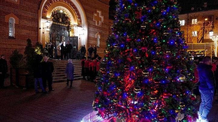 Снова служба на улице? На Рождество жителей Кубани могут не впустить в храм