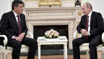 Кто такой президент Киргизии Сооронбай Жээнбеков?