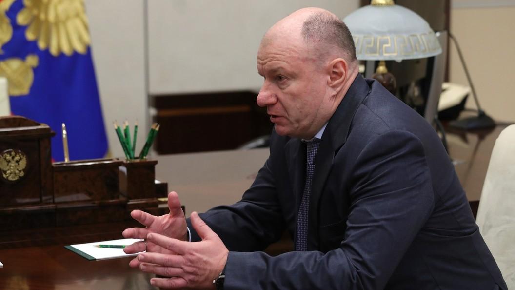 Потанин отказался от«русской рулетки» сДерипаской заакции «Норникеля»