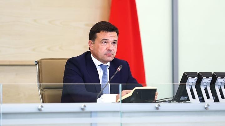 Губернатор Андрей Воробьев: В моем окружении много недооценивавших ковид людей ушло на тот свет