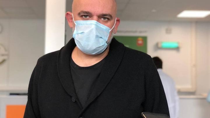 В Челябинске главврач Коммунарки попросил не входить журналистов в палату к пациенту