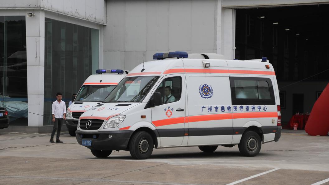 В Китае взорвался вагон грузового поезда, пострадали семь человек