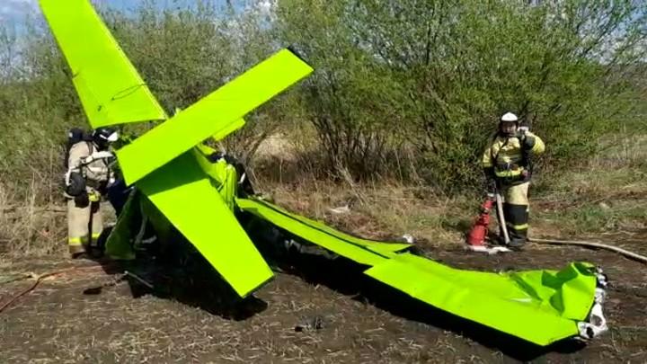 Пилот самолета, разбившегося в Татарстане, учился в Сызрани